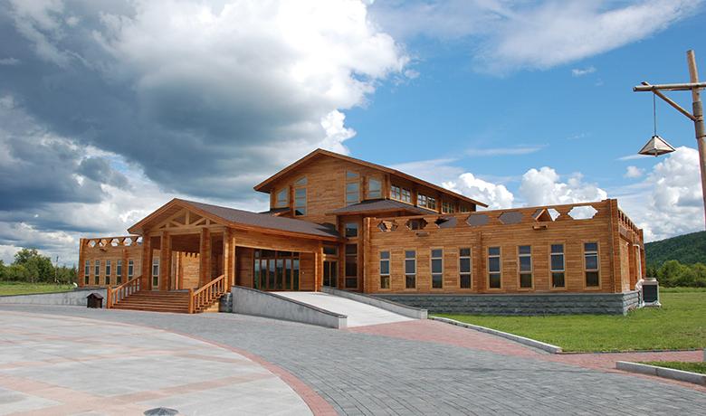 大兴安岭神州北极木业有限公司